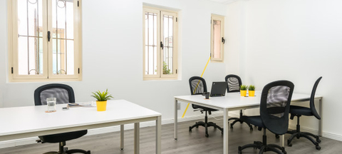 Coworking Materia Gris