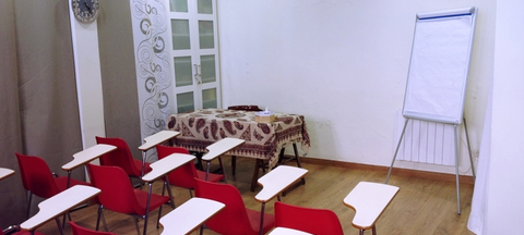 Sala de las Palabras (SCRAPED)
