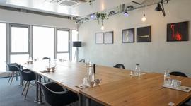 De boardroom - Kaap Noord (Amsterdam)