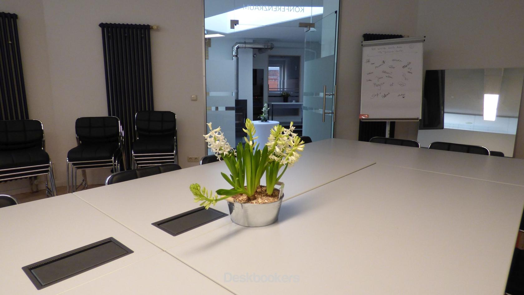 Moderner Meetingraum - Arbeitsraum - Das.Businessloft - Ihre ...