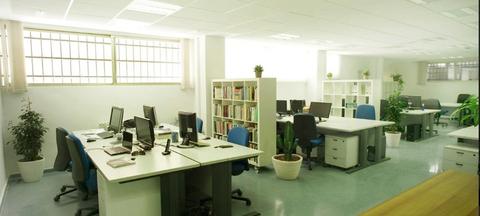 Ecoworking- Salas y Puestos de trabajo