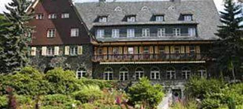 Romantik Jagdhaus Waldidyll